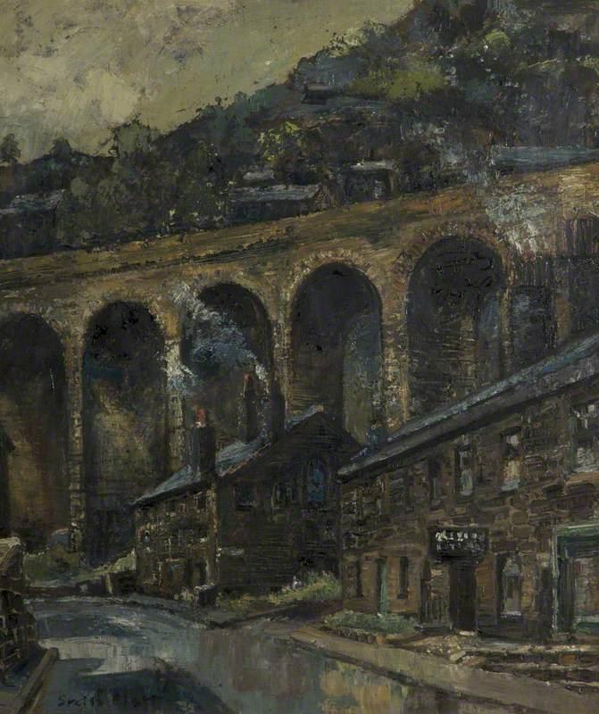 Railway Viaduct, Todmorden