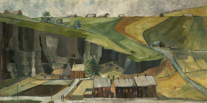 Quarry, Hayfield