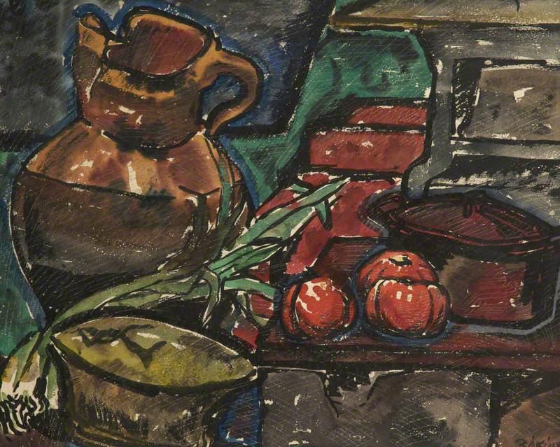 Still Life in Kitchen