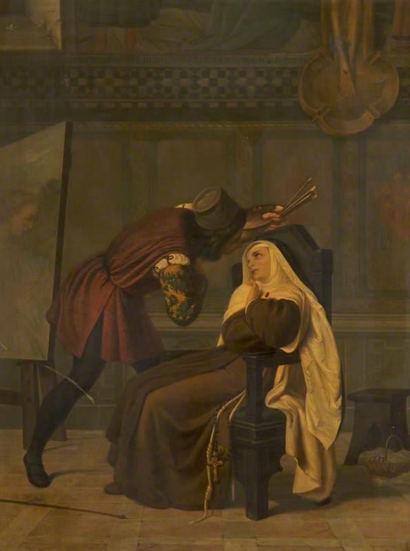 Fra Filippo Lippi and Lucrezia Buti