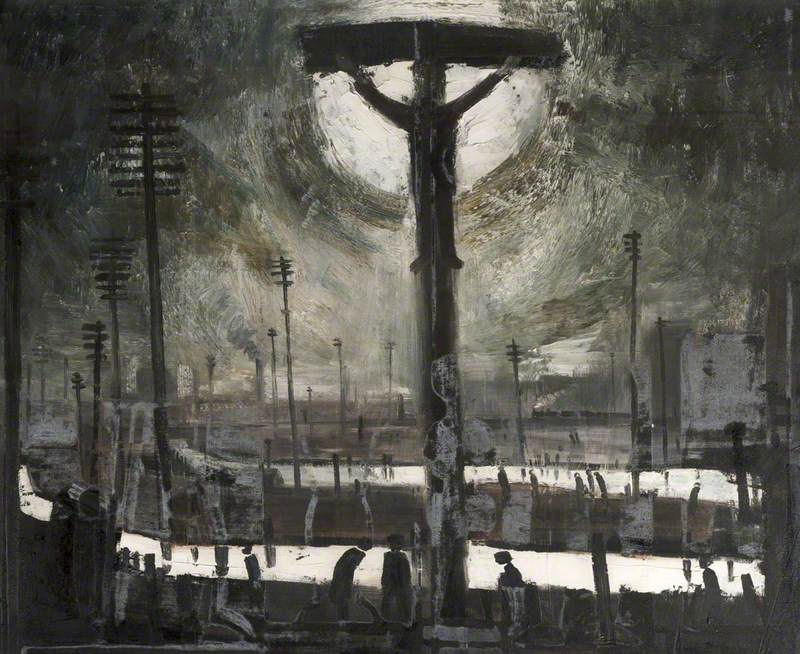 Crucifixion, Wigan