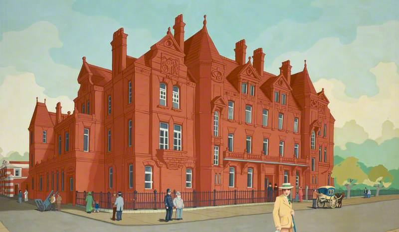 Manchester Royal Eye Hospital