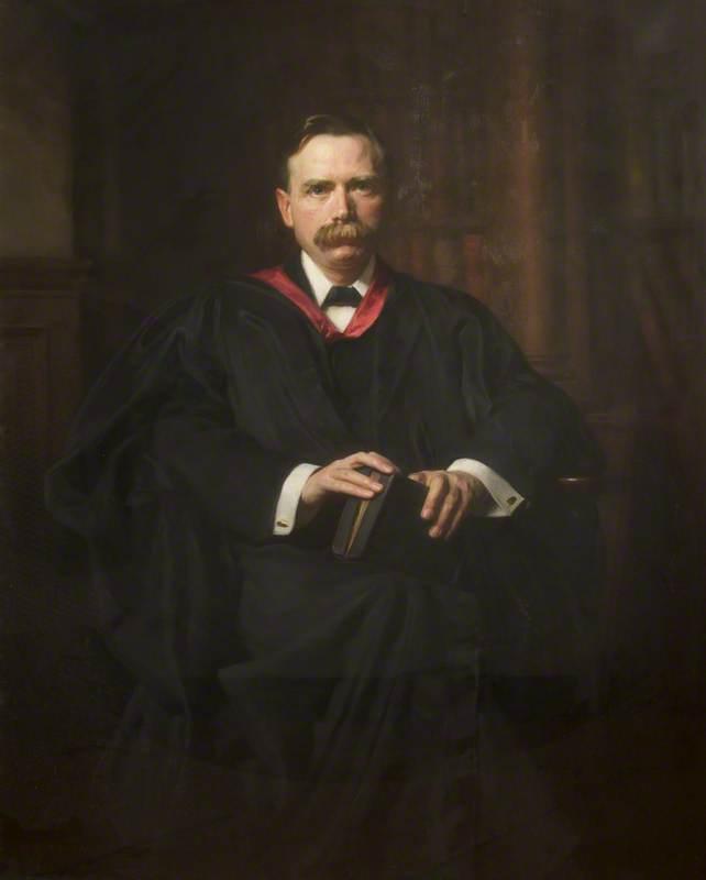 Arthur Samuel Peake (1865–1929), Chair of Biblical Exegesis (1904–1929)