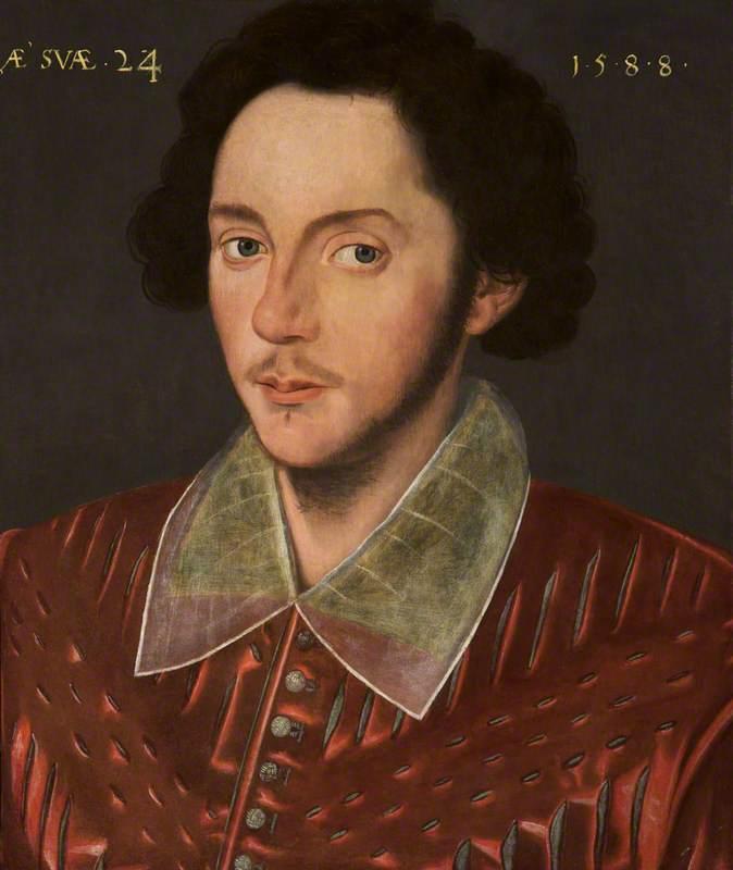 'The Grafton Portrait' (Portrait of an Unknown Man)