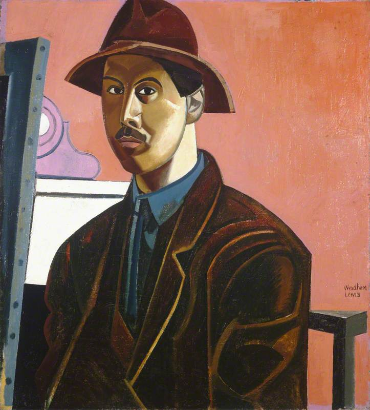 Portrait of the Artist as the Painter Raphael