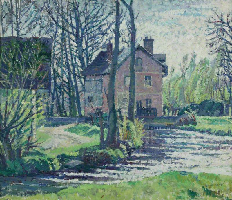 The Mill, Giverny
