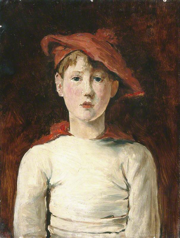 The Painter's Son