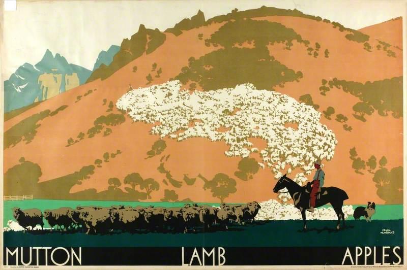 Mutton, Lamb, Apples