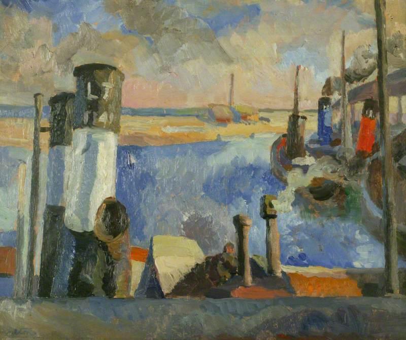 Lowestoft Harbour