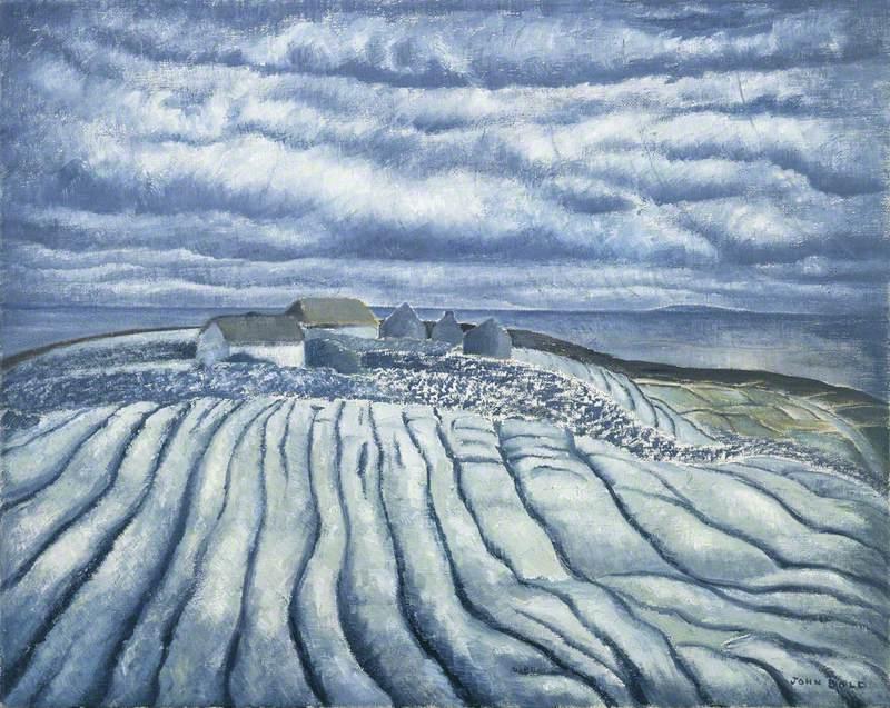 An Aran Landscape (Inishmore)