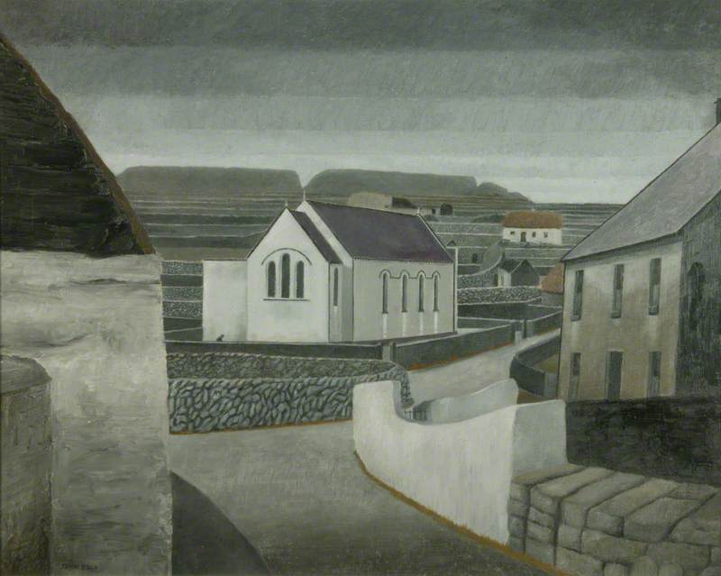 The Church, Inishmaan