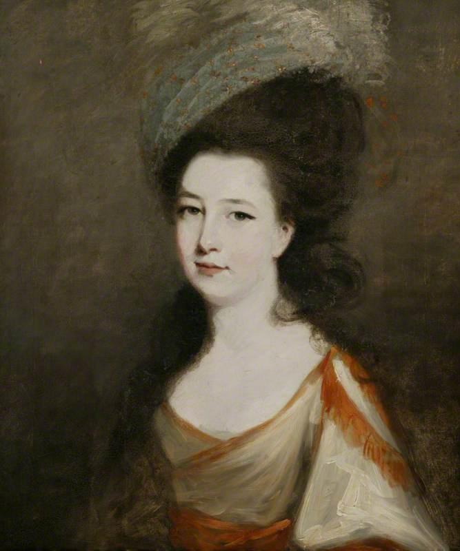 Mrs Laetitia Christina Sheridan