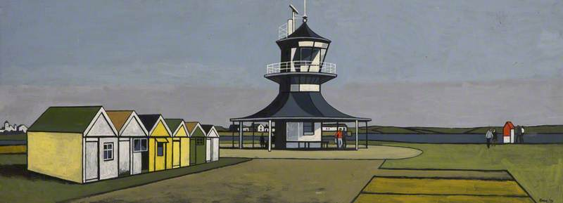 Old Lighthouse, Harwich