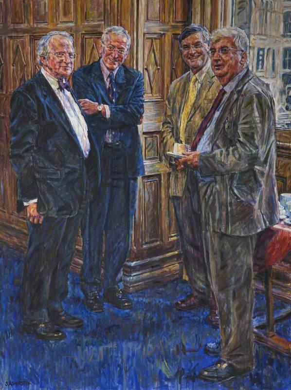The Four Deans