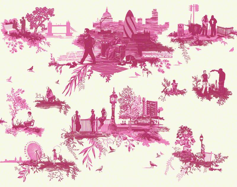 The London Toile