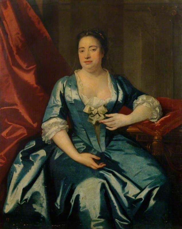 Elizabeth Knight (d.1737)