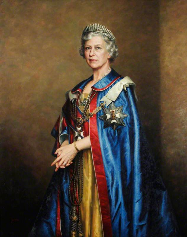 HRH Princess Mary (1897–1965), the Princess Royal