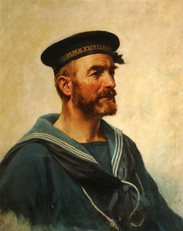 Head of a Sailor