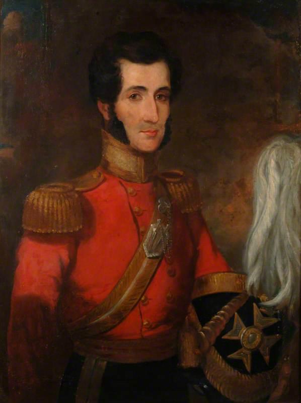 Samuel Fisher, 11th Light Dragoons