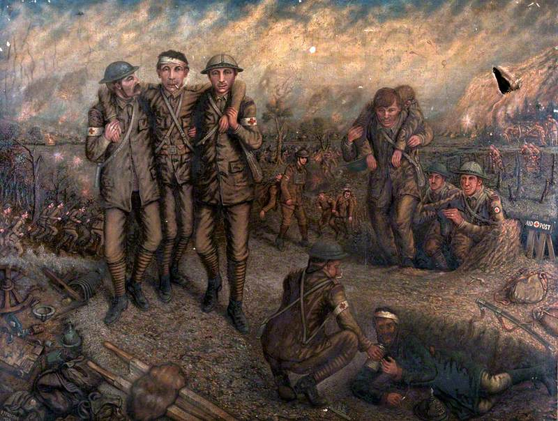 The Spirit that Won the War, 1914–1918