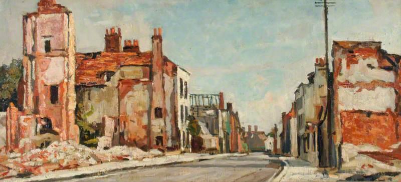 St Thomas' Street, Portsmouth