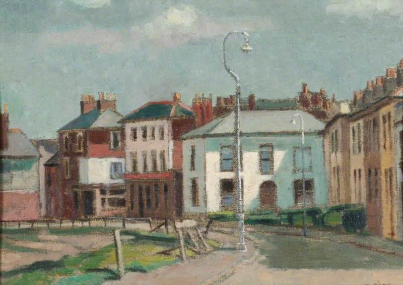 Norfolk Street, 1952