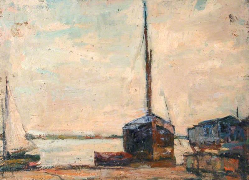 Houseboats at Milton, No. 27
