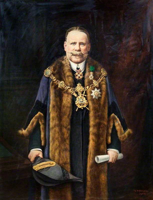 Mayor James Baggs