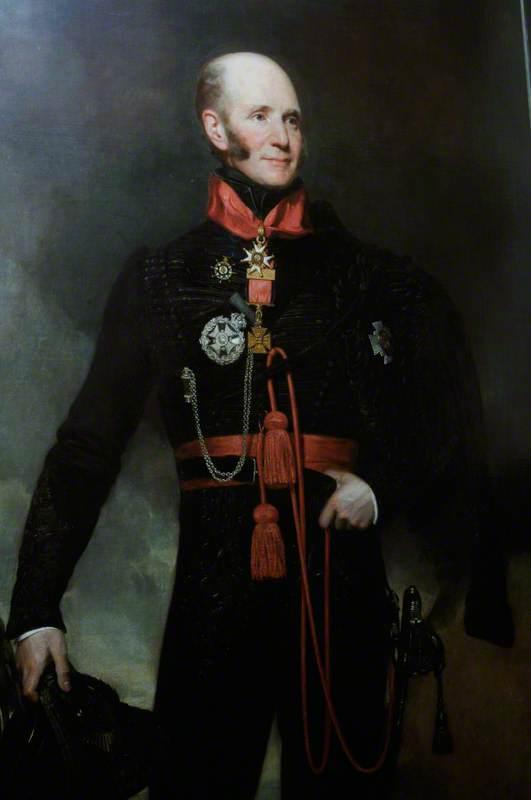 Major General Sir George Ridout Bingham (1777–1833)