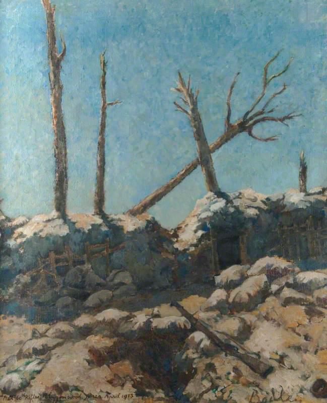 Polygon Wood, Ypres