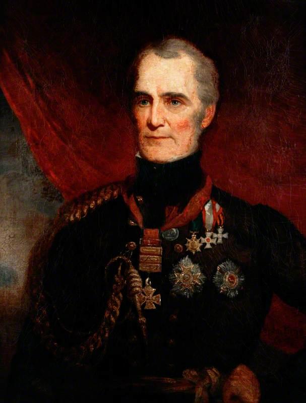 John Colborne (1778–1863), 1st Baron Seaton
