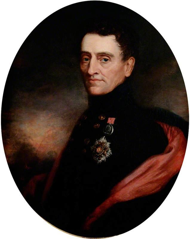 Lieutenant General Sir Henry Smith (1805–1837)