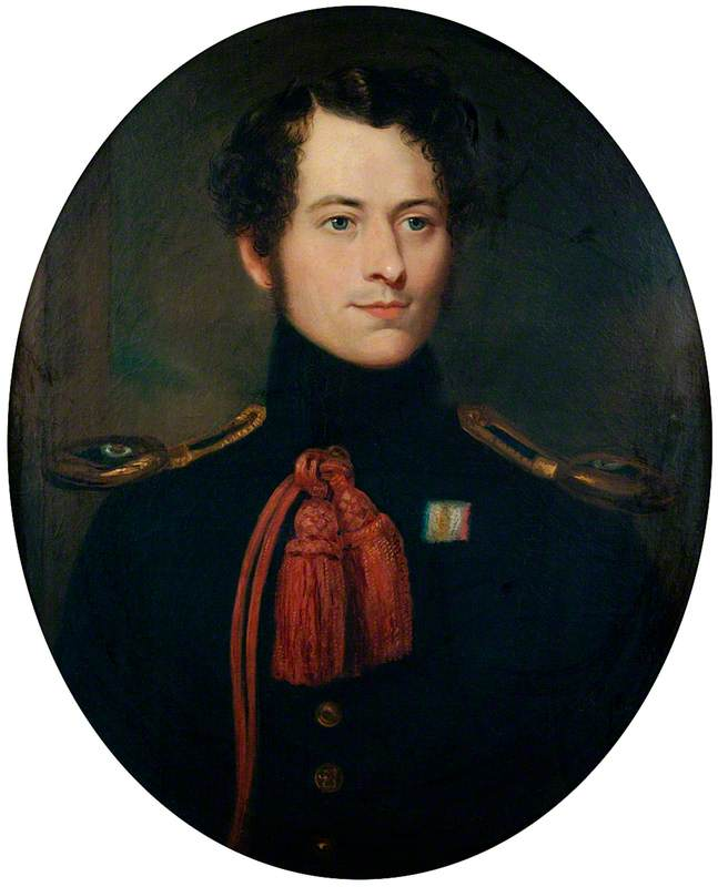 Colonel Thomas Lawrence Smith (1792–1877)