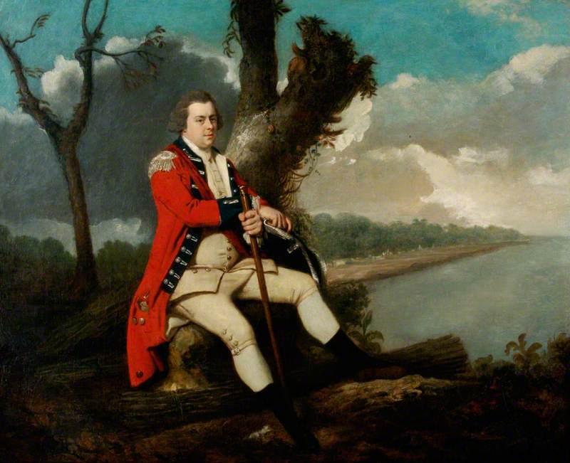 Lieutenant Colonel George Etherington