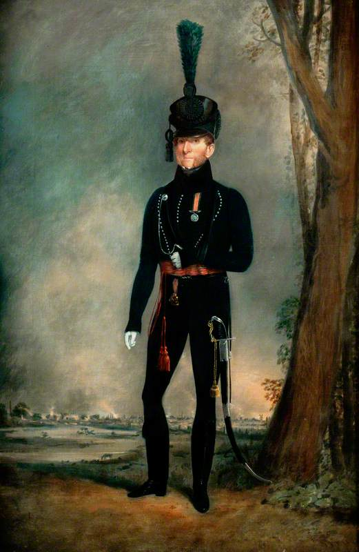 Lieutenant Colonel W. Humbley