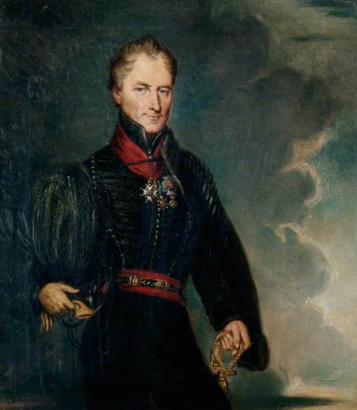 Lieutenant General Sir Thomas Beckwith (d.1831)