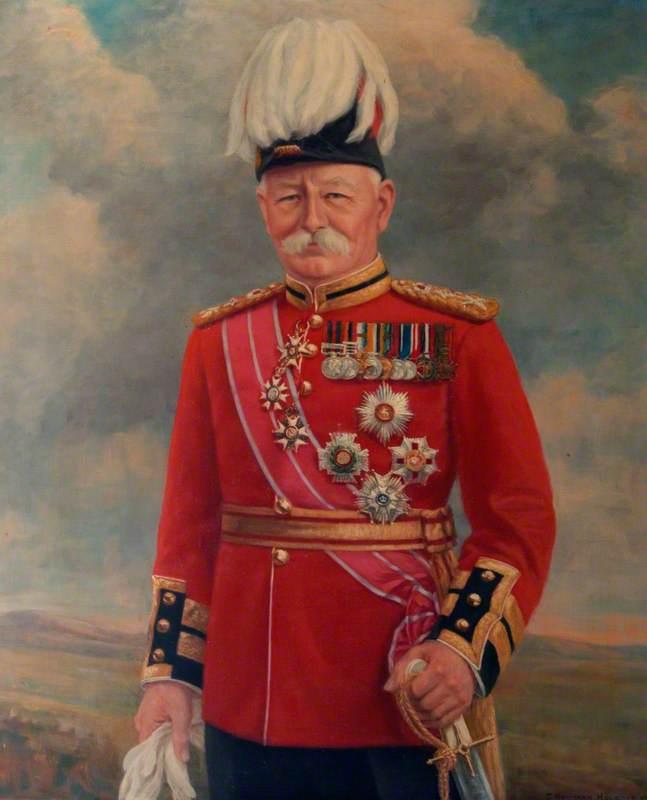 General Sir Richard Haking (1862–1945)