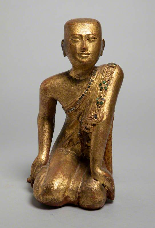 Phoongya (A Monk Worshipping)