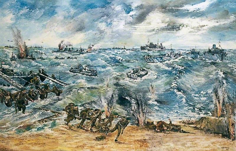 D-Day Landing Craft