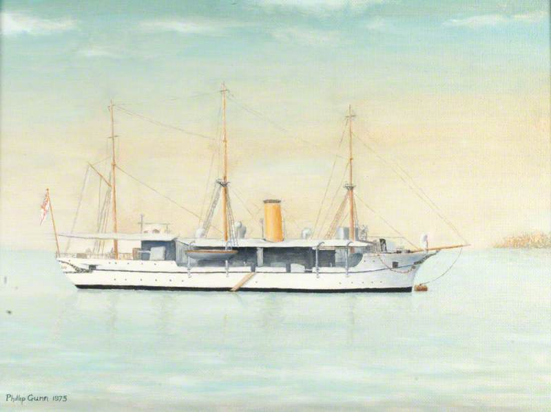HMS 'Clio'
