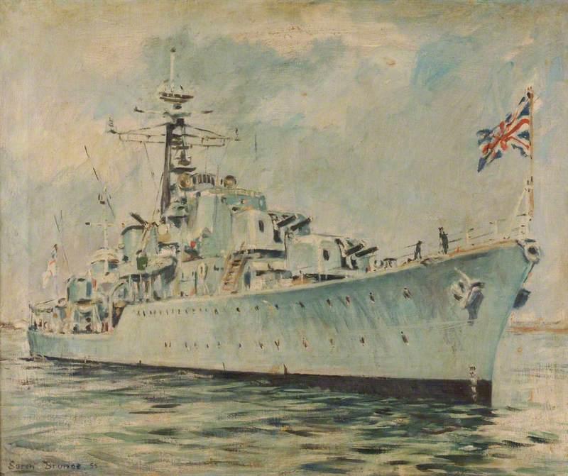 HMS 'Diana'