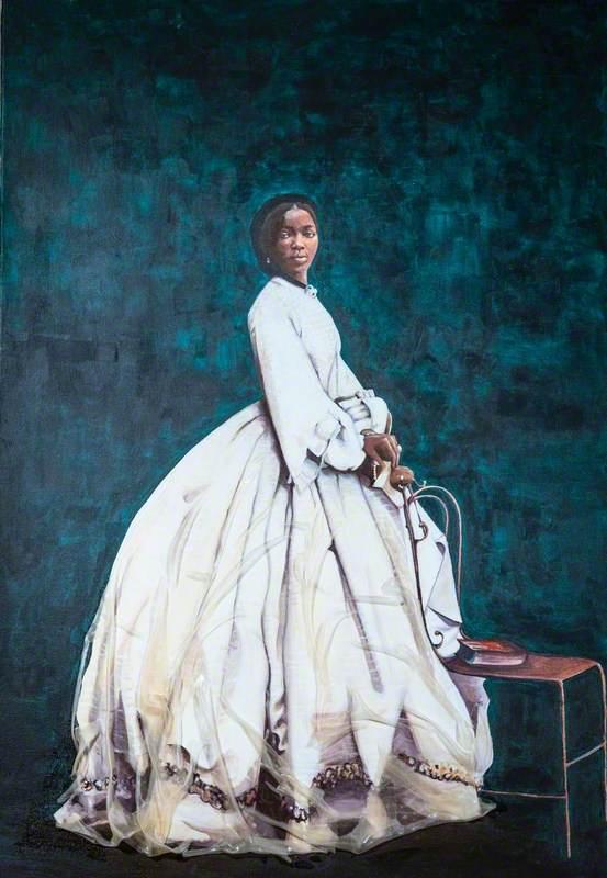 Sarah (Aina) Forbes Bonetta Davies (1843–1880)