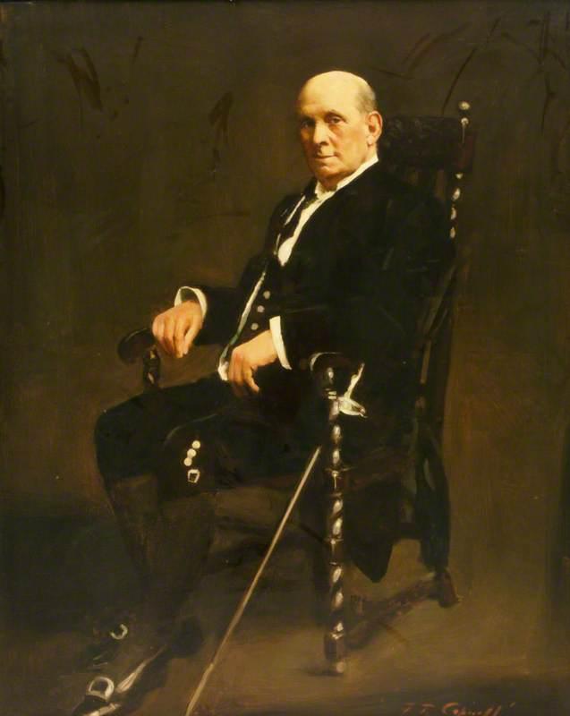 Sir Russell Bencraft, JP