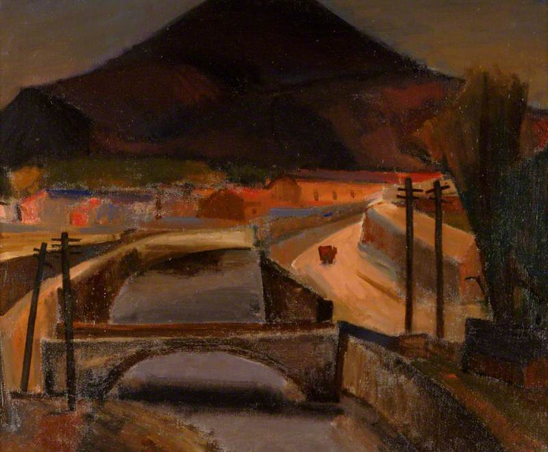 The Bridge, Ystradgynlais