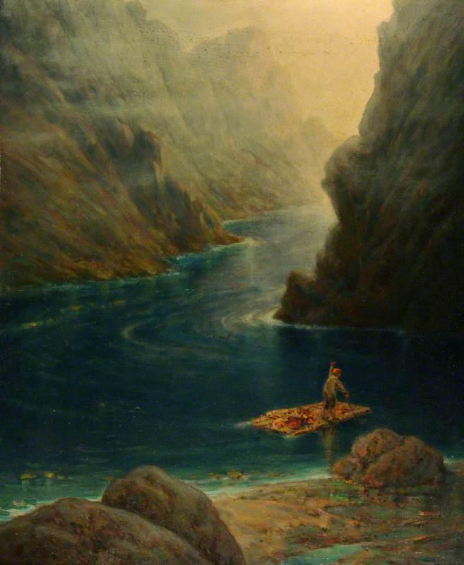 Sinbad on the Raft