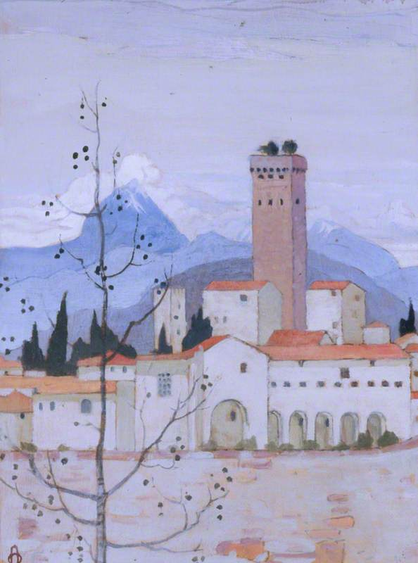 The Tower (Trees, Lucca)