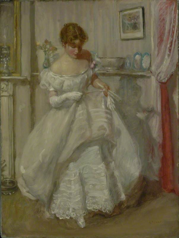 The Torn Gown