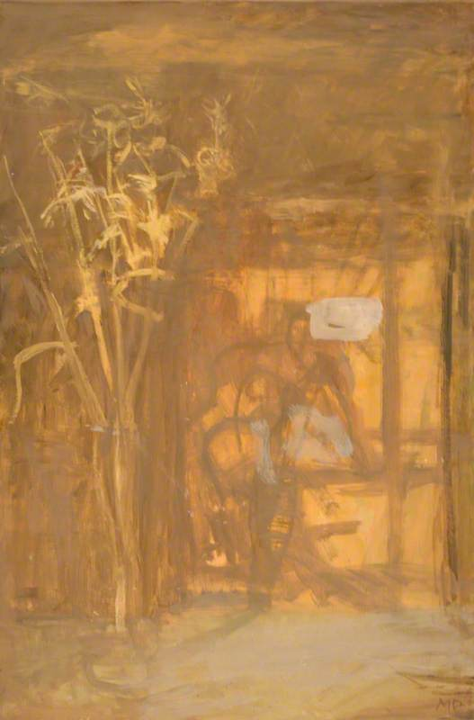 Grasses and Shadows 2, 1973