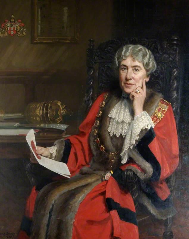 Alderman Mrs L. Foster Welch, JP