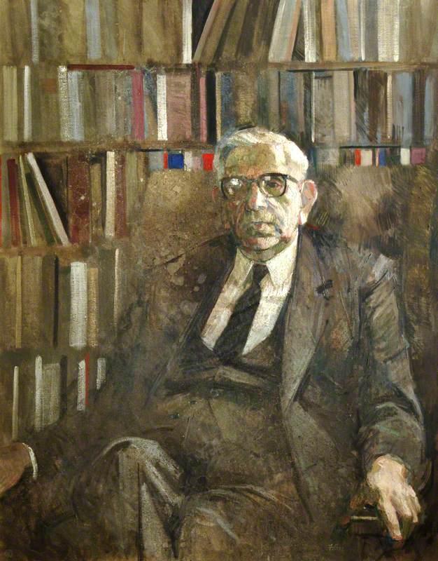 Sir James Mathews, MA, LLD, JP